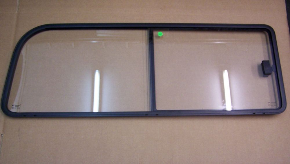 Sliding Window With Seal Vw Type 2 1968 To 1979 Right Side